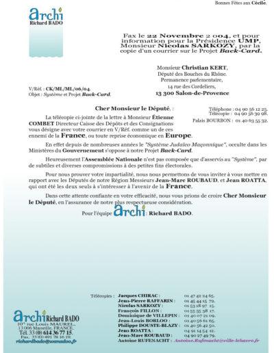 UMP10-001-001-lettre