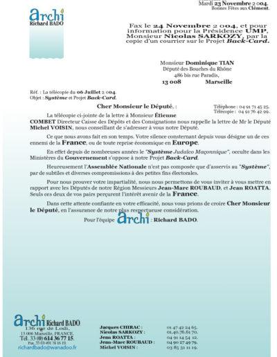UMP12-001-001-lettre