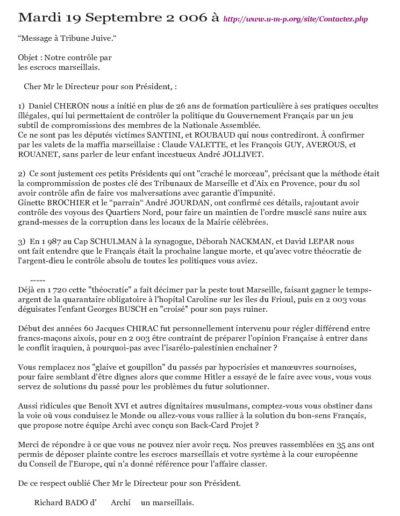 UMP29-001-001-lettre
