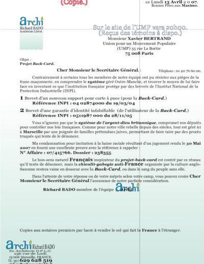 UMP37-001-001-lettre