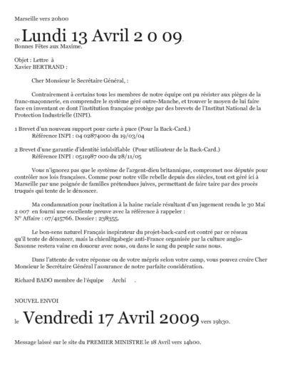 UMP38-001-001-lettre